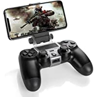 TNP PS4 Controller Phone Clip Holder Clamp Mount Bracket for Sony Playstation 4 PS4 Dual Shock Wireless Controller…