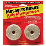 Summit Responsible Solutions Mosquito Dunks 102-12C 2/Cd Biological Mosquito Larvacide
