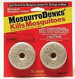 Mosquito Dunks 102-12 Mosquito Killer, 2 Pack