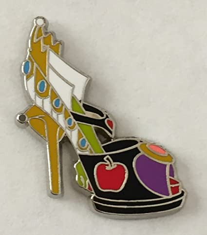 001b4ae0075 Disney Pin 97739 Villain Shoes Pin - Evil Queen Pin from Snow White ...