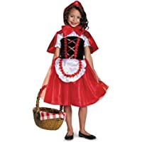 Little Red Riding Hood Costume, X-Small (3T-4T)