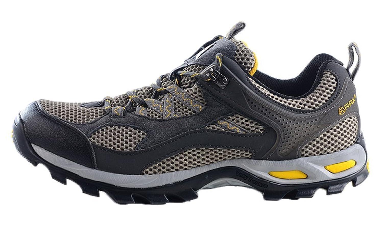 Chicside Men's Slip on Cattlehide Hiking Shoes