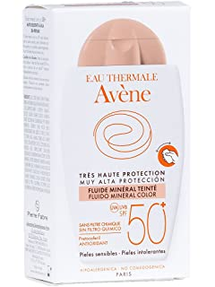 8721d0a0514d Eau thermale avene high protection tinted mineral fluid spf 50