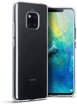 TERRAPIN Funda Huawei Mate 20 Pro Protectiva de Silicona Gel TPU ...