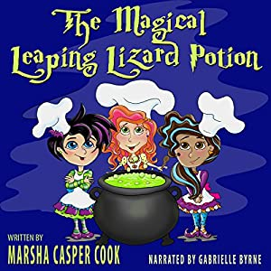 The Magical Leaping Lizard Potion Audiobook