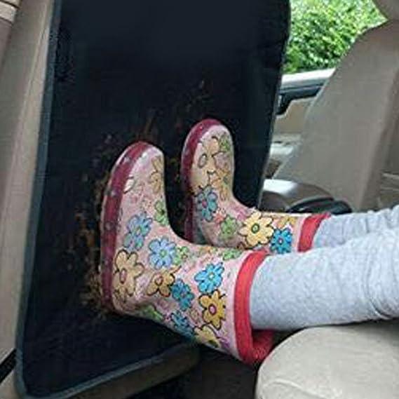 Itimo auto sedile posteriore di protezione da bambini Baby Kicking proteggere da Mud Dirt auto sedili pellicole di protezione
