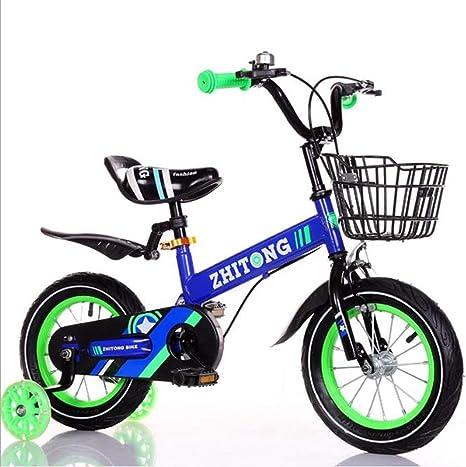 Bicicleta infantil Bicicletas niños, niños Formación de bicicletas ...