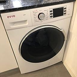 Amazon.es:Opiniones de clientes: EVVO 4.10 - Modelo 4.10 Lavadora ...
