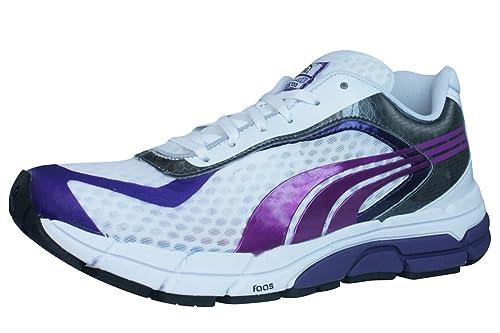 40e2cff0f795ff Puma Faas 700 Women s Running Shoes White  Amazon.co.uk  Shoes   Bags