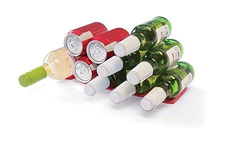Zeal, estante para botellas.Estante para botellas para la cocina y ...