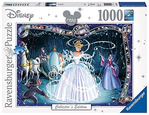 Ravensburger Disneys Cinderella Jigsaw Puzzle (1000 Piece) - Cinderella Jigsaw