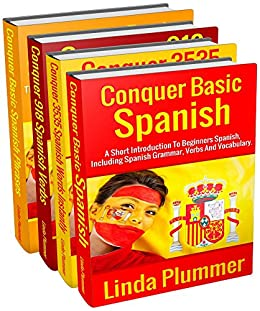 Conquer Spanish Four-Book Box Set: A Special Four-Book Bundle To