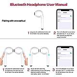 Bluetooth Headphones,CBFEA Wireless Earbuds Stereo