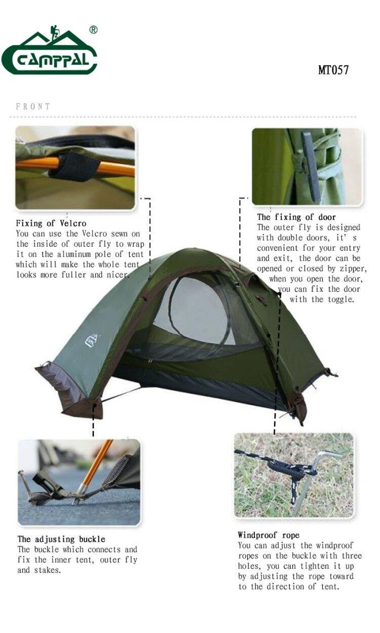 fly og camping