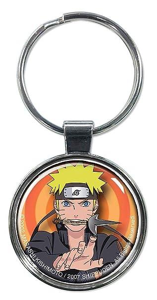 Amazon.com: Ata-Boy Naruto Llavero de 1.5 in para llaves ...
