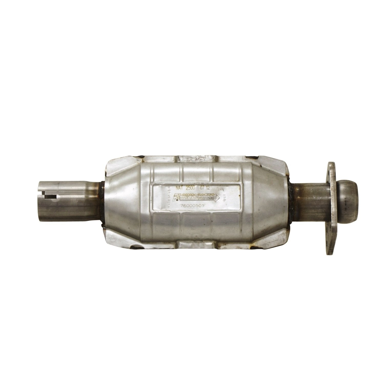 Flowmaster 2010003 2.50 Inlet//Outlet Direct Fit Catalytic Converter