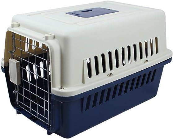 Jaula para mascotas Jaula Jaula para perros de tamaño grande y mediano Jaula para perros Caja de consignación Caja de consignación Caja de viaje Caja de transporte Jaula de gato: Amazon.es: Hogar