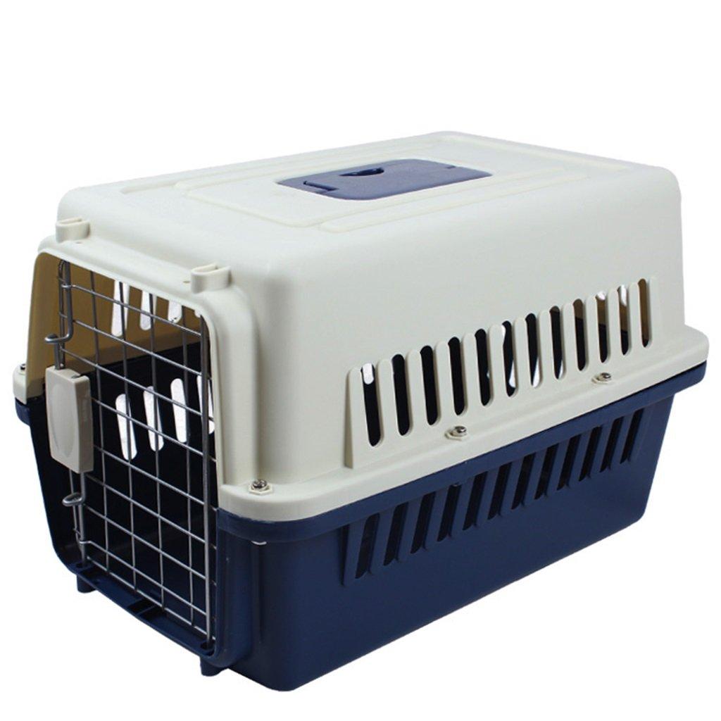 CCJW Gabbia Gabbia per Animali di Grandi e Medie Dimensioni Gabbia per Gatti Gabbia per Cani Casella di Consegna Scatola di spedizione Scatola di Trasporto Gabbia per Gatti