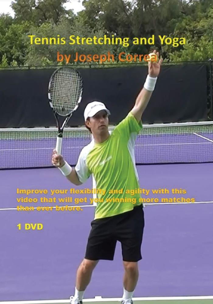 Amazon.com: Tennis Stretching and Yoga by Joseph Correa ...