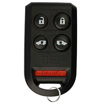 KeylessOption Keyless Entry Remote Car Key Fob for OUCG8D-399H-A: Automotive