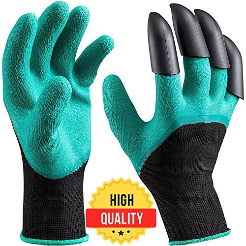 Waterproof Gardening Gloves wi...
