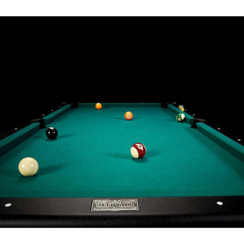 Amazon.com : Table Tennis & Claw Billiard Pool Table, Top Accessory ...
