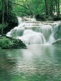 Amazon Com River Waterfalls Live Wallpaper Appstore For