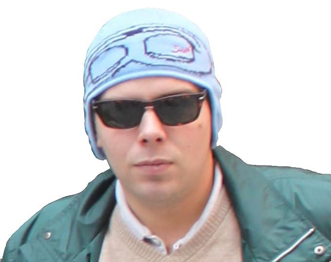 307884277cc6e Suixtil Men s Cashmere   Wool Beanie Bonnet
