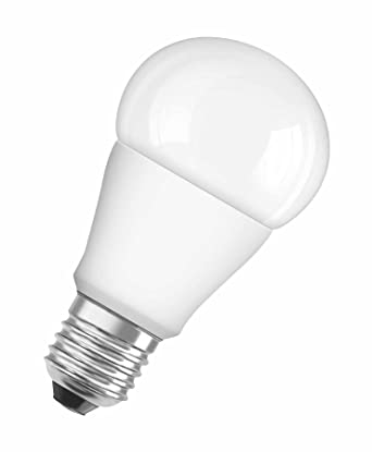 Osram Superstar Classic A Lámpara LED E27, 9 W, Blanco 1 unidad