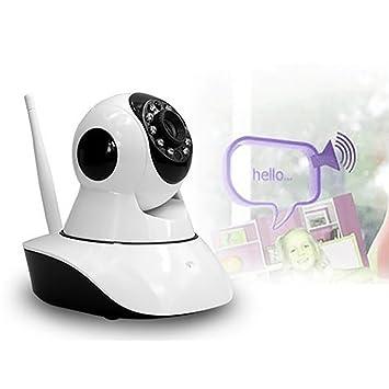 MSE WiFi Smart Net v380 Phone App HD Ip WiFi Wireless P2P Night Vision IR  Robot Bady Security Camera