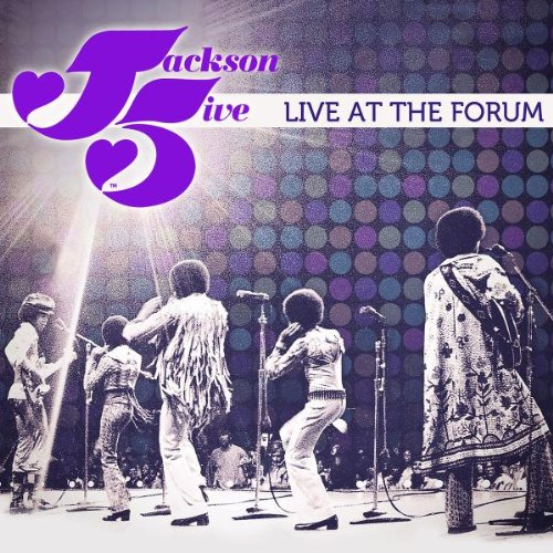 Live At The Forum [2 CD] by Jackson 5, The