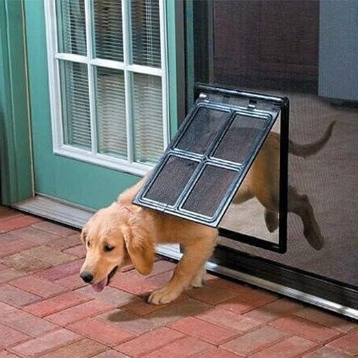 Maogoumao Puerta para Perros y Gatos Puerta for Mascotas, Solapa ...