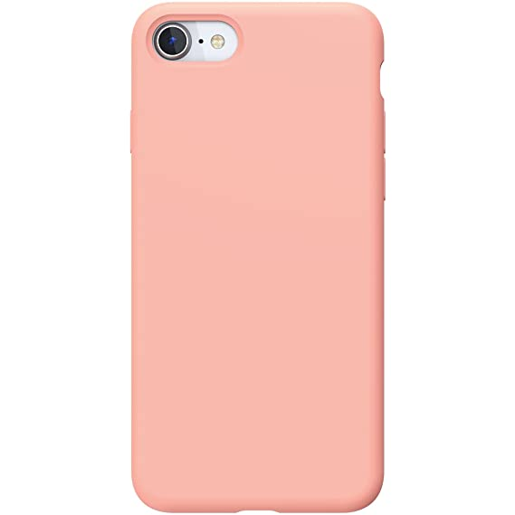 iphone 8 case rubber pink