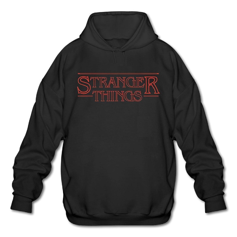 80%OFF Firewei Stranger Things Men's Hooded Sweatshirt