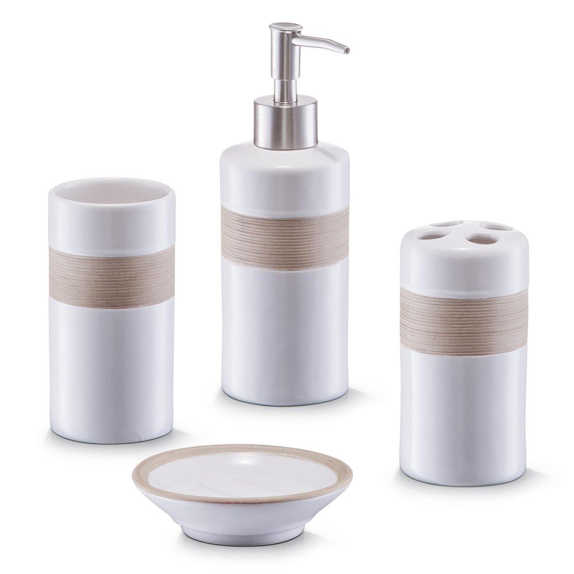 set di accessori per il bagno | amazon.it - Componenti Arredo Bagno