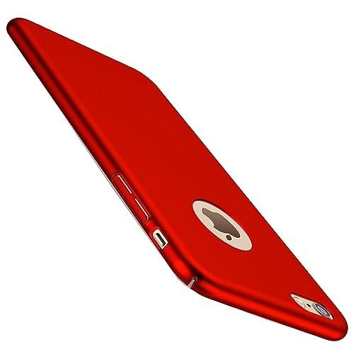 Cover iPhone 6PLUS 6sPLUS, Pacyer® Custodia Ultra Sottile Anti-Graffio Resistente Alle Impronte Digi...
