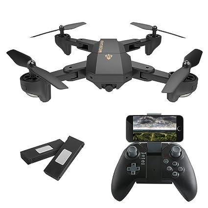 AURELIO TECH RC Foldable Flight Path FPV VR Wi Fi Quadcopter 24 GHz 6