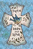 Best Home-X Bird Houses - Toland Home Garden Hope and Love-Decorative Faith Religious Review