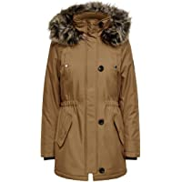 Only Onliris Fur Winter Parka CC Otw Chaqueta para Mujer