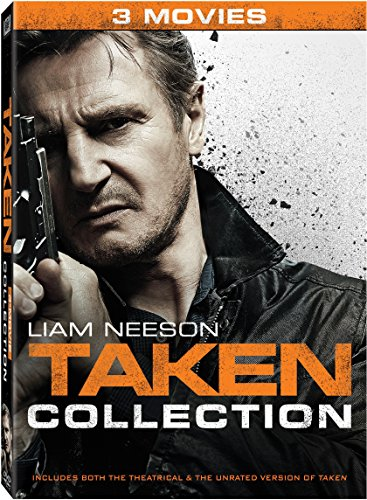 Taken 3-Movie Collection ()