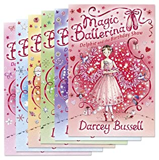 book cover of Magic Ballerina 1-6