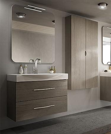 Baden Haus Badezimmermobel Modern New York Ausgesetzt Larche Grosse