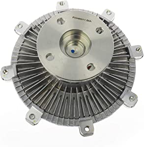 IRONTEK 1712082Z10 Engine Cooling Fan Clutch FITS Nissan [05-14 Frontier 4.0L, 12-14 NV1500 4.0L/NV2500 4.0L/ NV3500 4.0L,05-12 Pathfinder 4.0L/ Xterra 4.0L] Radiator Fan Clutch 21082EA200
