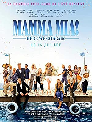 Mamma Mia! Here We Go Again [Francia] [Blu-ray]: Amazon.es: Lily ...