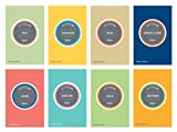 City Cycling Europe: Slipcased set of 8 paperback volumes, including Paris, Milan, London, Copenhagen, Berlin, Barcelona, Antwerp & Ghent and Amsterdam [Idioma Inglés]