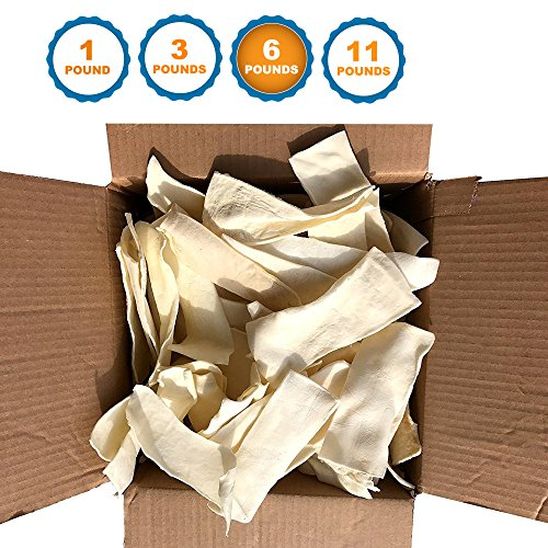 123 Treats Rawhide Pounds Quality product image