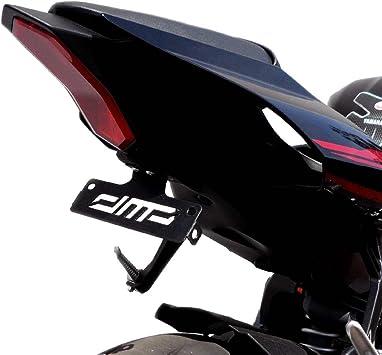 Black Fender Eliminator License Plate Bracket Fr Yamaha YZF R1 R1M R1S 15-16-17
