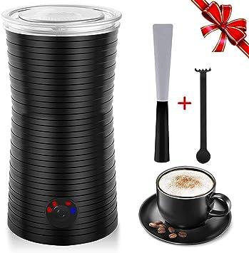 UTEN Milchaufschäumer Elektrischer Milchschäumer Cappucciono Latte Macchiato DE
