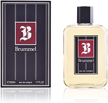 BRUMMEL colonia frasco 500 ml: Amazon.es: Belleza