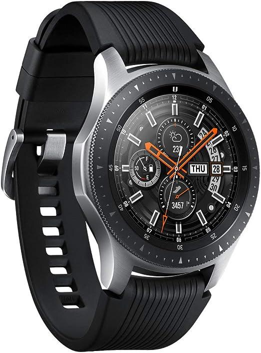 Samsung Galaxy Watch SM-R800, Reloj inteligente con SAMOLED GPS ...